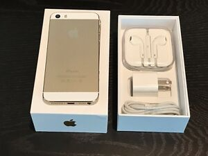 iPhone 5s. 32 GB Gold   West Island Greater Montréal image 5