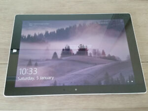 Surface 3 128 Gigs