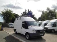 2008 FORD TRANSIT 2.4 TDCI MWB High Roof Van