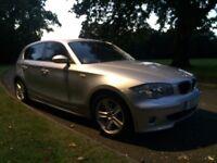 BMW 1 series 116i SPORT low mileage stunning car 2005 MOT