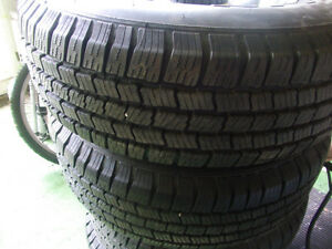 Jeep YJ rims and Michelin package Stratford Kitchener Area image 4