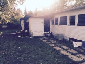 Trailer lot for sale