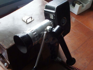 """C-8 8mm Camera 1954. """"will consider all offers"""" Peterborough Peterborough Area image 2"""