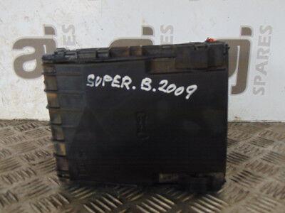 Skoda SUPERB SALOON  CAR BLADE MINI STANDARD FUSE BOX KIT 5 10 15 20 25 30 AMP