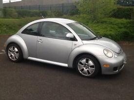 Rare Volkswagen Beetle 2.3 V5 Sport Limited Edition