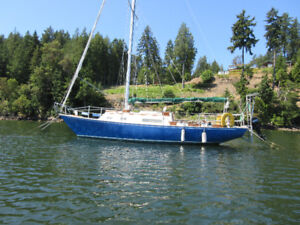 Niagara/Redwing 30 Sloop for sale.