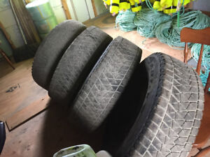 "18"" Winter Tires and Rims For Sale"