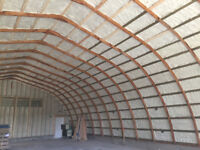 Spray Foam and Insulation services. We can beat any quote!!