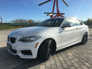 BMW 2 Series 2dr Cpe M235i xDrive 2015