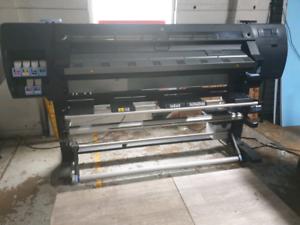 Hp Latex Wide Format Printer