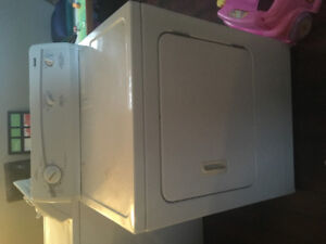 Washer and dryer Kennmore 500