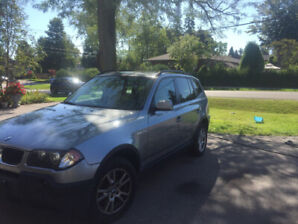 BMW X3 GREAT CONDITION