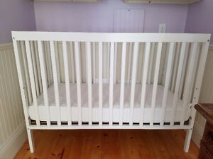 Sheffield II Stages convertible crib
