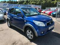 2006 Daihatsu Terios 1.5 SX NEW SHAPE CHEAP JEEP