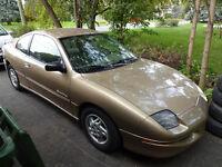1999 Pontiac Sunfire Se 2.2 Coupe (2 door) Nego
