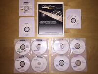 Piano Tutor ( 19 DVDs ) play piano today course - learn to play by ear.