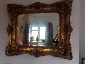 Lovley ornate mirror £300