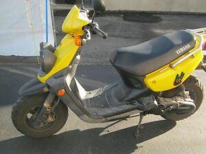 Scooter Yamaha BWS 18 000KM
