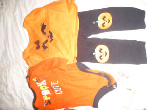 Halloween outfit 12-18 months