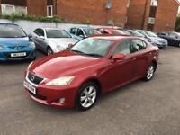 Lexus IS 220d 2.2TD SE Top Spec SAT NAV 4DR