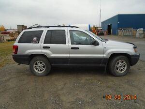 2004 Jeep Grand Cherokee Laredo VUS