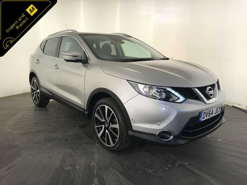2014 64 nissan qashqai tekna dci diesel 1 owner service history finance px in wolverhampton. Black Bedroom Furniture Sets. Home Design Ideas