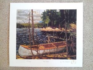 """Tom Thomson """"Northern Icons Suite 1"""" Limited Edition 3 piece set"""