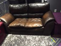 LEATHER COUCH MUST GO