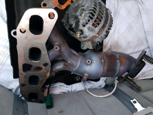 Nissan Altima Catalytic converter