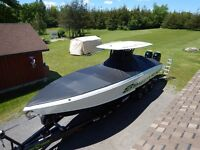 Custom boat/marine covers/canvas/upholstery/tops