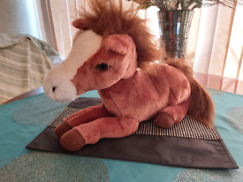 Animagic horse