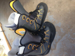 New SnowboArd boots