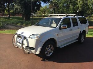 2010 Great Wall V240 Dual Cab 4x4 $5250 ( GREAT LUXURY BUY!! ) Leederville Vincent Area Preview