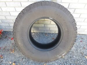 """35"""" tires  OFF FORD F250 LT315/70R 17"""