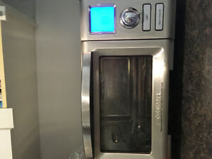 Counter top convection steam oven