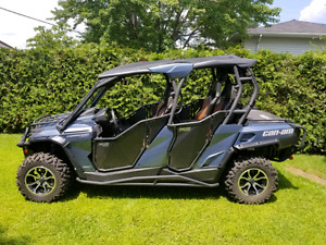 2017 CanAm Commander Max Limited 1000