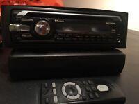 Sony CD/Bluetooth/USB