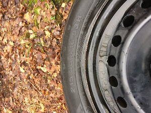 Summer. Tires for sale 215/55 R16 93 H