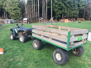 GREAT NEW OFF ROAD TRAILER FOR SALE