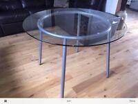 IKEA Glass Table (£15)