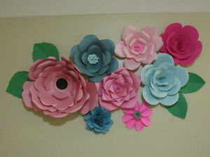 Wedding decoration- giant paper flowers Kitchener / Waterloo Kitchener Area image 2