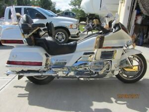 1997 Honda Goldwing GL1500SE  $6,500.