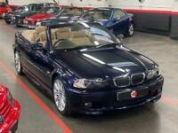 BMW E46 330Ci M Sport Convertible 3.0 Auto 2002 /// 65k Miles
