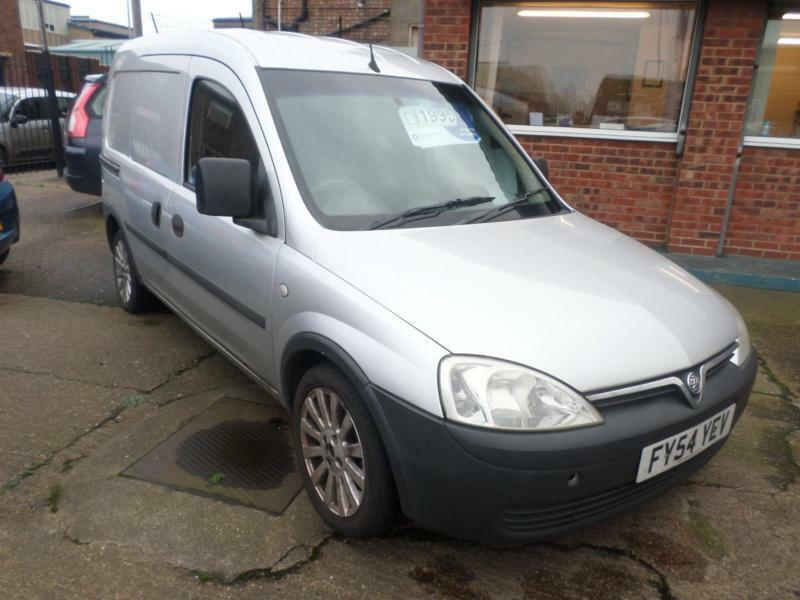 2b7c78d76b Vauxhall Combo 1.7 Di 1700 Cargo Delivery Van Silver Manual Diesel