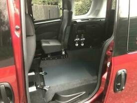 2017 Fiat Doblo 1.4 16V Pop 5dr WHEELCHAIR ACCESSIBLE VEHICLE 5 door Wheelcha...