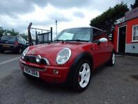 2004 Mini Hatchback 1.6 One 3dr 12 month MOT , part exchange welcome , warran...