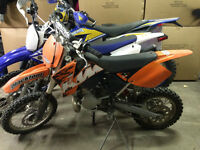 **MINT KTM 65SX FOR SALE**