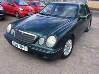 Mercedes e class e240 ,93000 miles
