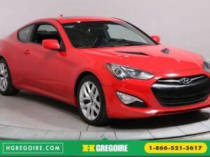 2013 Hyundai Genesis 2dr I4 Auto *Ltd Avail* GR ELECT MAGS BLUET