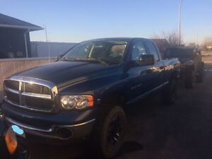 2004 Dodge 5.9 Diesel 2500-Manual, 129K Kms